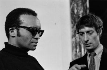 """avec Cecil Taylor """"Les Grandes Répétitions"""" (1962) par Jacques Monory"""